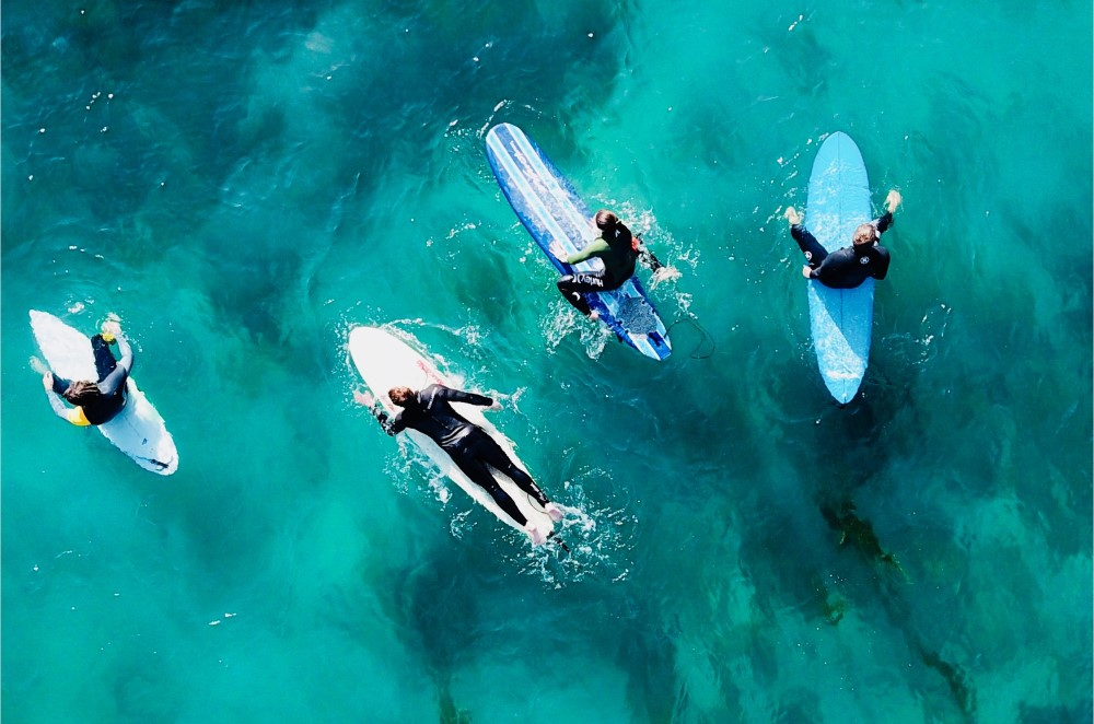 Surfing Tour Queensland